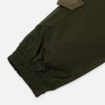 Мужские брюки maharishi MA Track IMC Dark Olive фото- 3