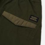 Мужские брюки maharishi MA Track IMC Dark Olive фото- 4