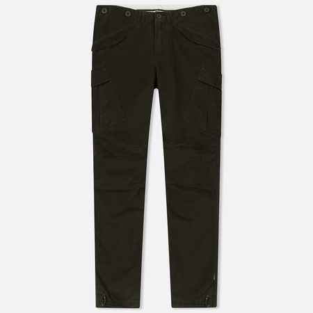 Мужские брюки maharishi MA65 Cargo Aged Mil Olive