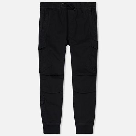 Мужские брюки maharishi MA65 Cargo Rib Track Stonewashed Black