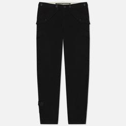 Мужские брюки maharishi MA65 Cargo Stonewashed Black