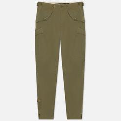 Мужские брюки maharishi MA65 Cargo Stonewashed Olive