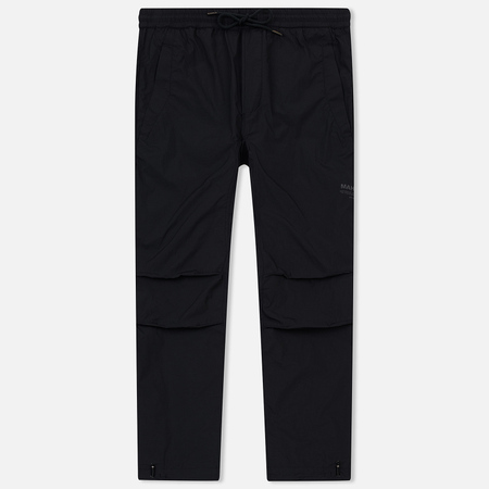 Мужские брюки maharishi Onibegie Seamless Track Black