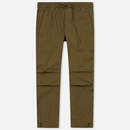 Мужские брюки maharishi Onibegie Seamless Track Olive