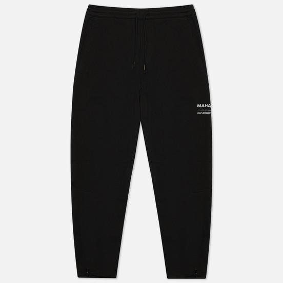 Мужские брюки maharishi Organic Military Type Embroidery Temple Bead Black