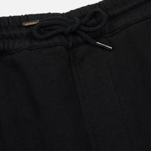 Мужские брюки maharishi Organic Military Type Embroidery Temple Bead Black фото- 1