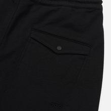 Мужские брюки maharishi Organic Military Type Embroidery Temple Bead Black фото- 3