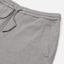 Мужские брюки maharishi Organic Military Type Embroidery Temple Bead Grey Marl фото- 2
