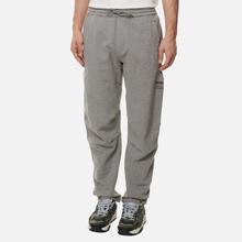 Мужские брюки maharishi Organic Military Type Embroidery Temple Bead Grey Marl фото- 1