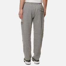 Мужские брюки maharishi Organic Military Type Embroidery Temple Bead Grey Marl фото- 4