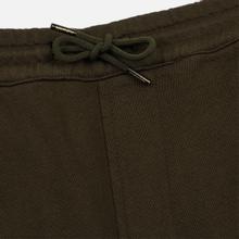 Мужские брюки maharishi Organic Military Type Embroidery Temple Bead Military Olive фото- 1