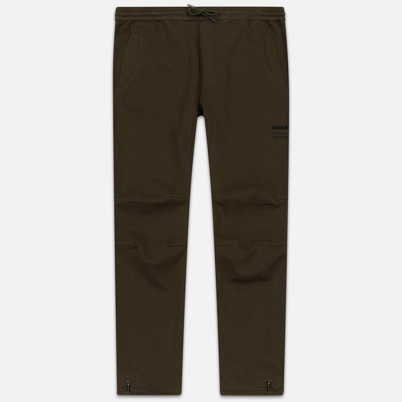 Мужские брюки maharishi Organic Military Type Embroidery Temple Bead Military Olive