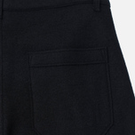 Мужские брюки maharishi Raw Pleated Black фото- 3
