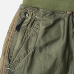 Maharishi Recycled Vintage Parachute Men's Trousers Olive photo- 2