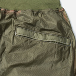 Maharishi Recycled Vintage Parachute Men's Trousers Olive photo- 3