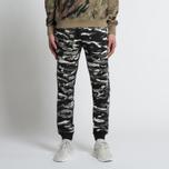 Мужские брюки maharishi Reversible Camo Tigerstripe Murale Black фото- 5