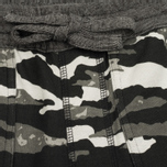 Мужские брюки maharishi Reversible Camo Tigerstripe Murale Black фото- 1