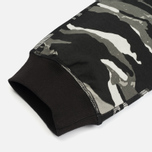 Мужские брюки maharishi Reversible Camo Tigerstripe Murale Black фото- 3