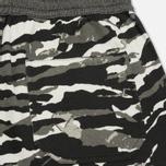 Мужские брюки maharishi Reversible Camo Tigerstripe Murale Black фото- 2