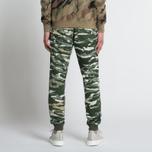 Мужские брюки maharishi Reversible Camo Tigerstripe Murale Forest фото- 7