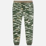 Мужские брюки maharishi Reversible Camo Tigerstripe Murale Forest фото- 0