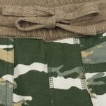 Мужские брюки maharishi Reversible Camo Tigerstripe Murale Forest фото- 1