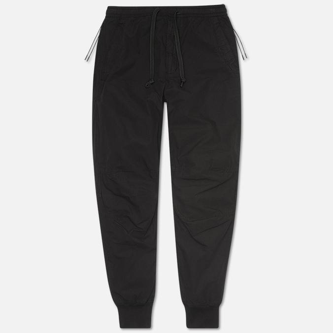 maharishi Track Coated Mer's Trousers Black