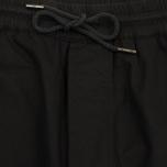 Мужские брюки maharishi Track Italian Feather Cotton Black фото- 1