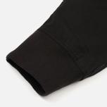 Мужские брюки maharishi Track Italian Feather Cotton Black фото- 3