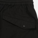 Мужские брюки maharishi Track Italian Feather Cotton Black фото- 4