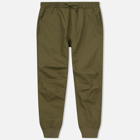 Мужские брюки maharishi Track Italian Feather Cotton Maha Olive