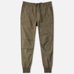 Мужские брюки maharishi Track Maha Olive фото- 0