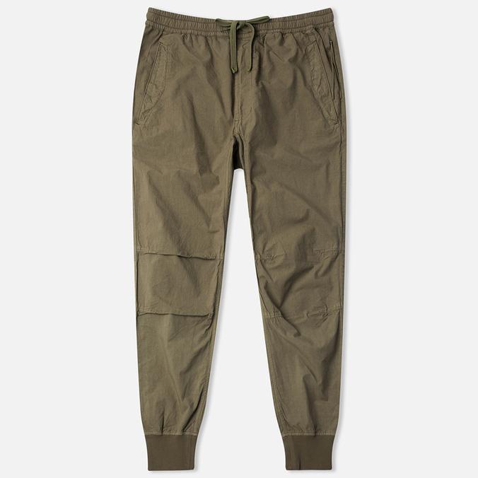 Мужские брюки maharishi Track Maha Olive