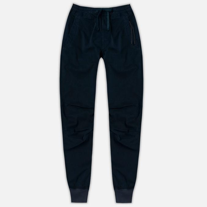 Мужские брюки maharishi Track Secure Zip Pocket Dark Navy