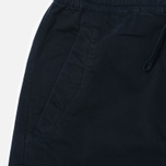 Мужские брюки maharishi Track Secure Zip Pocket Dark Navy фото- 1