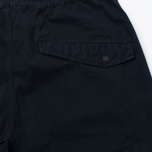 Мужские брюки maharishi Track Secure Zip Pocket Dark Navy фото- 3