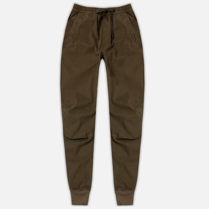 Мужские брюки maharishi Track Secure Zip Pocket Maha Olive