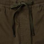 Мужские брюки maharishi Track Secure Zip Pocket Maha Olive фото- 2