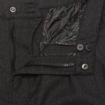 Мужские брюки Maharishi Wool Track Charcoal фото- 4