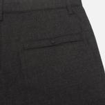 Мужские брюки Maharishi Wool Track Charcoal фото- 1