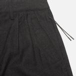 Мужские брюки Maharishi Wool Track Charcoal фото- 3