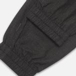 Мужские брюки Maharishi Wool Track Charcoal фото- 5