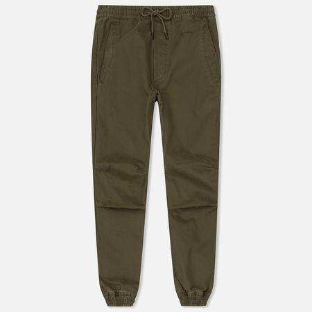Мужские брюки maharishi Woven Track Maha Olive
