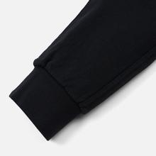 Мужские брюки Maison Kitsune Classic Jog Tricolor Fox Patch Black фото- 3