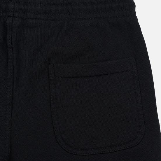 Мужские брюки Maison Kitsune Classic Jog Tricolor Fox Patch Black