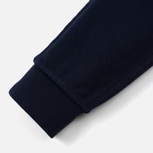 Мужские брюки Maison Kitsune Classic Jog Tricolor Fox Patch Navy фото- 3