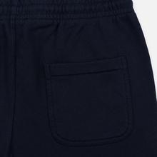 Мужские брюки Maison Kitsune Classic Jog Tricolor Fox Patch Navy фото- 4