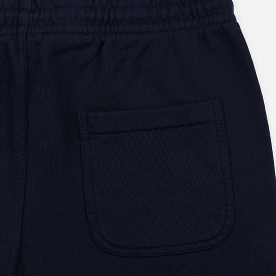 Мужские брюки Maison Kitsune Classic Jog Tricolor Fox Patch Navy