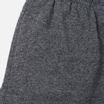 Мужские брюки Maison Kitsune Classic Jogg Black Melange фото- 2