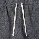 Мужские брюки Maison Kitsune Classic Jogg Black Melange фото- 1